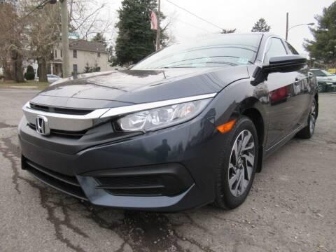 2018 Honda Civic for sale at PRESTIGE IMPORT AUTO SALES in Morrisville PA