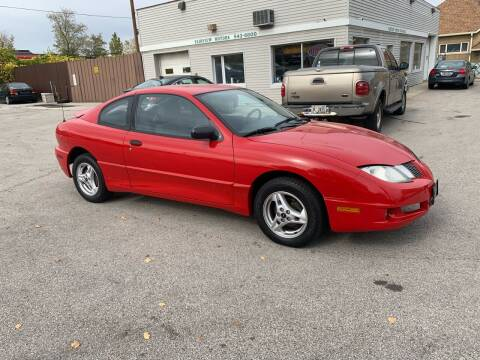 2004 Pontiac Sunfire for sale at Fairview Motors in West Allis WI