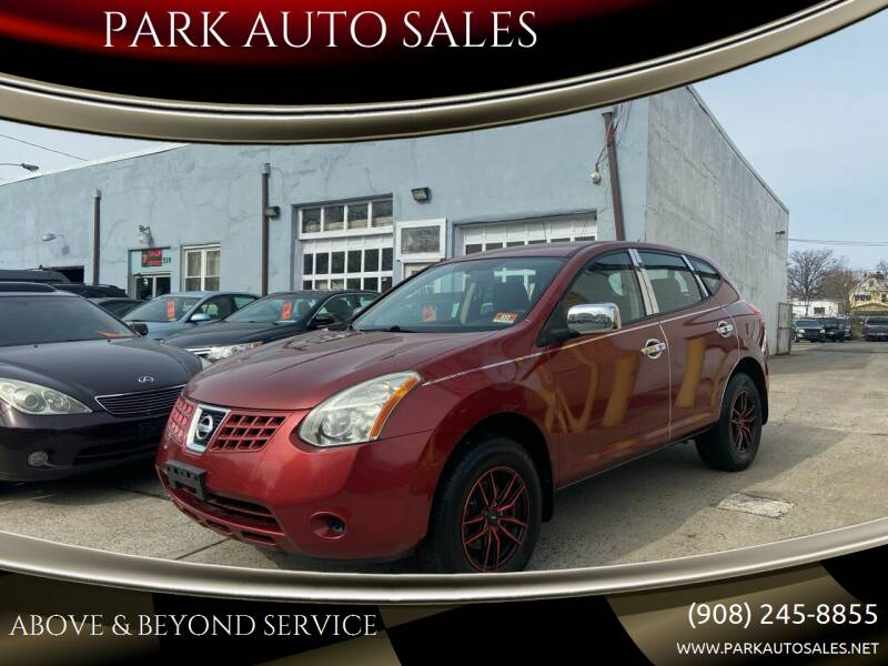 2009 Nissan Rogue for sale at PARK AUTO SALES in Roselle NJ