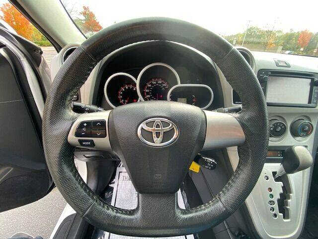 2013 Toyota Matrix AWD S 4dr Wagon - Hudson NH
