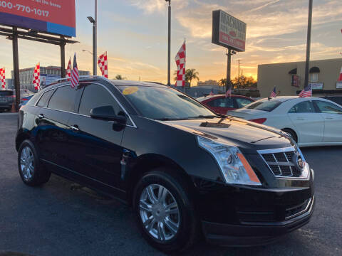 2011 Cadillac SRX for sale at MACHADO AUTO SALES in Miami FL