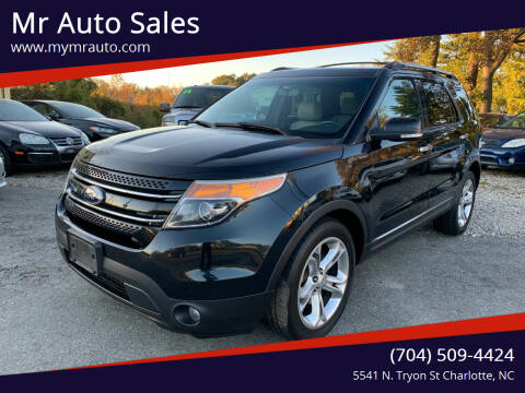 2015 Ford Explorer for sale at Mr Auto Sales in Charlotte NC