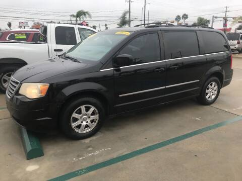 2010 Chrysler Town and Country for sale at Budget Motors in Aransas Pass TX