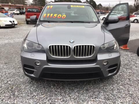 2011 BMW X5 for sale at K & E Auto Sales in Ardmore AL