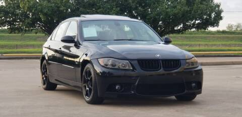 2008 BMW 3 Series for sale at America's Auto Financial in Houston TX