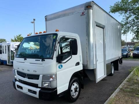 2012 Mitsubishi Fuso FEC72S for sale at TOWNE AUTO BROKERS in Virginia Beach VA
