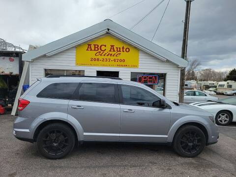 2015 Dodge Journey for sale at ABC AUTO CLINIC - Chubbuck in Chubbuck ID