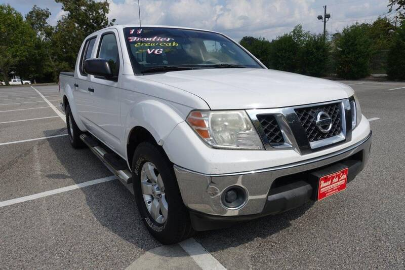 2011 Nissan Frontier for sale at Womack Auto Sales in Statesboro GA