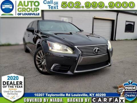 2013 Lexus LS 460 for sale at Auto Group of Louisville in Louisville KY