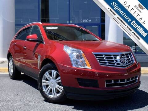 2016 Cadillac SRX for sale at Capital Cadillac of Atlanta in Smyrna GA