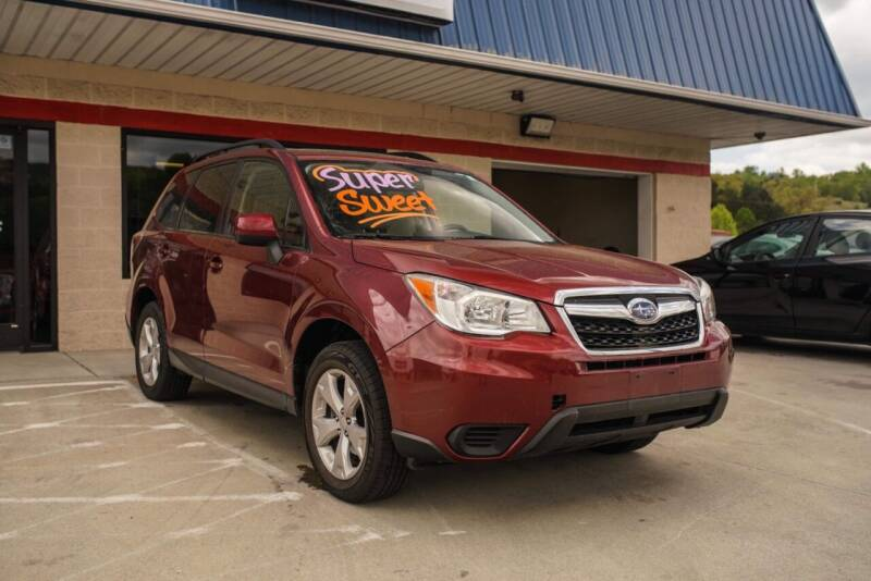 2016 Subaru Forester for sale at CarUnder10k in Dayton TN