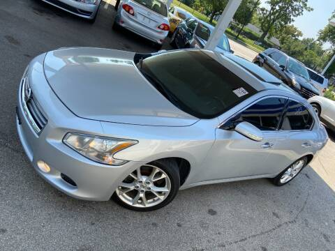 2012 Nissan Maxima for sale at Car Stone LLC in Berkeley IL