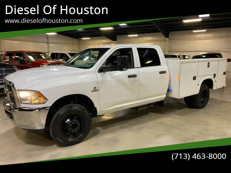 2014 RAM Ram Chassis 3500 for sale at Diesel Of Houston in Houston TX