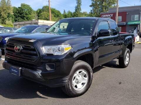 2019 Toyota Tacoma for sale at Halo Motors in Bellevue WA