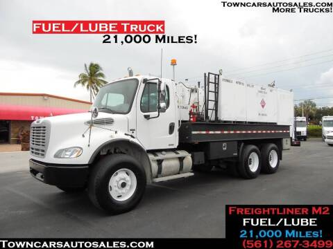 2006 Freightliner M2 112 for sale at Town Cars Auto Sales in West Palm Beach FL
