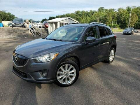 2014 Mazda CX-5 for sale at Automotive Toy Store LLC in Mount Carmel PA