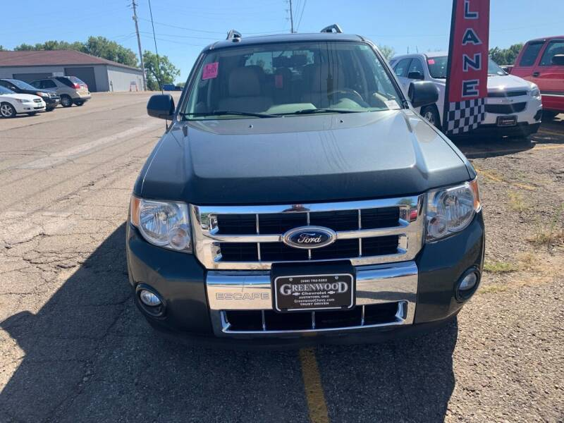 2009 Ford Escape for sale at Nation Auto Wholesale in Cleveland OH