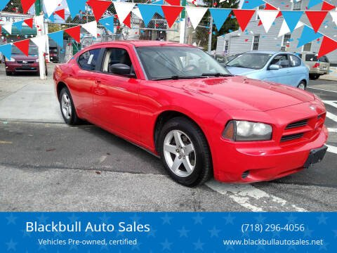 2008 Dodge Charger for sale at Blackbull Auto Sales in Ozone Park NY