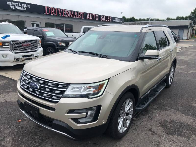 2017 Ford Explorer for sale at DriveSmart Auto Sales in West Chester OH
