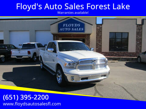 2018 RAM Ram Pickup 1500 for sale at Floyd's Auto Sales Forest Lake in Forest Lake MN