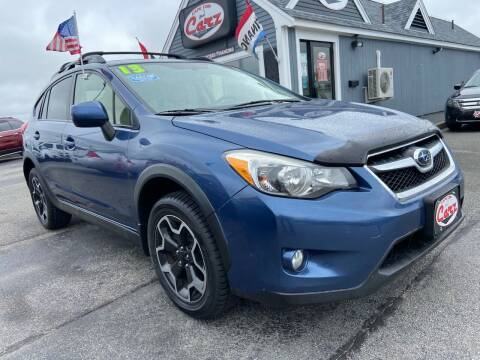 2013 Subaru XV Crosstrek for sale at Cape Cod Carz in Hyannis MA