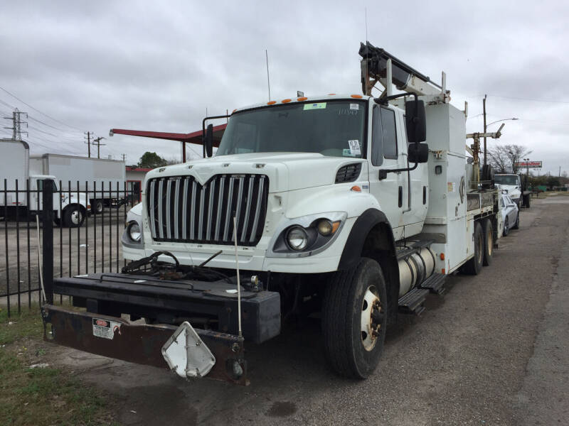 2011 International WorkStar 7600 for sale at BSA Used Cars in Pasadena TX