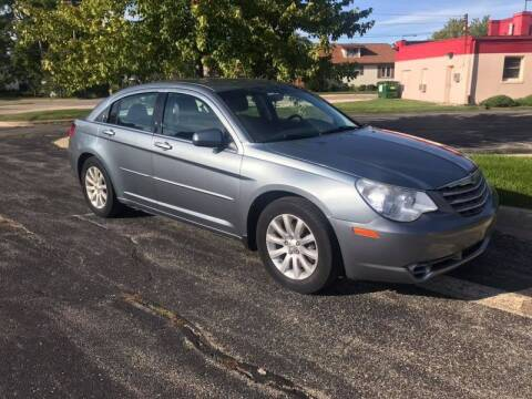 2010 Chrysler Sebring for sale at Peak Motors in Loves Park IL