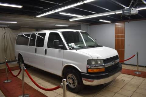 2014 Chevrolet Express Passenger for sale at Adams Auto Group Inc. in Charlotte NC