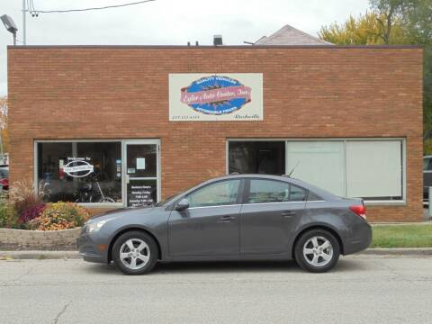2011 Chevrolet Cruze for sale at Eyler Auto Center Inc. in Rushville IL