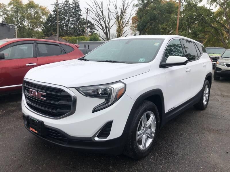 2018 GMC Terrain for sale at Champs Auto Sales in Detroit MI