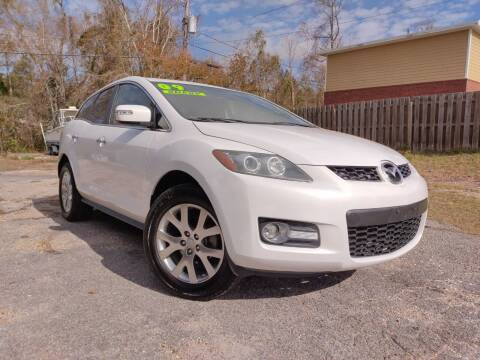 2009 Mazda CX-7 for sale at The Auto Connect LLC in Ocean Springs MS