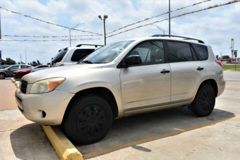 2007 Toyota RAV4 for sale at Buy Here Pay Here Lawton.com in Lawton OK