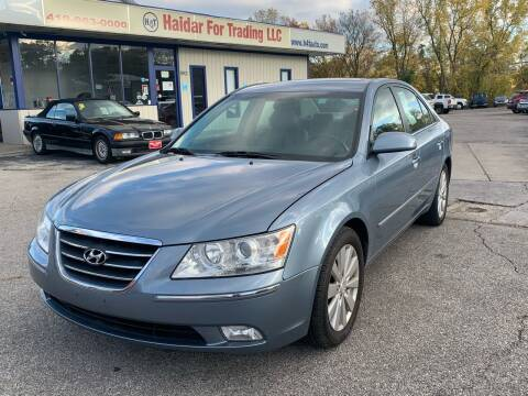 2009 Hyundai Sonata for sale at H4T Auto in Toledo OH