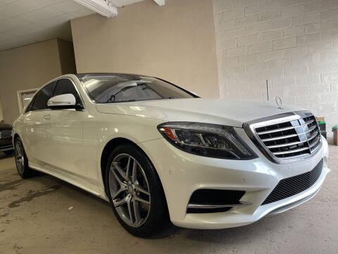 2015 Mercedes-Benz S-Class for sale at Vantage Auto Group - Vantage Auto Wholesale in Lodi NJ