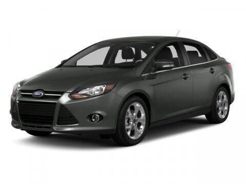 2014 Ford Focus for sale at Scott Evans Nissan in Carrollton GA