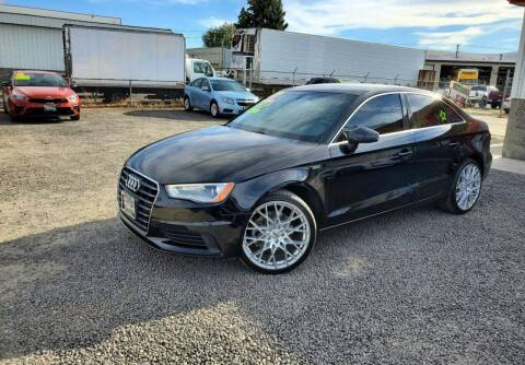 2015 Audi A3 for sale at Yaktown Motors in Union Gap WA