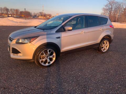 2014 Ford Escape for sale at Major Motors Automotive Group LLC in Ramsey MN