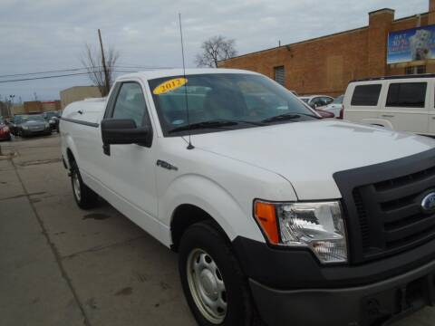 2012 Ford F-150 for sale at Liberty Auto Show in Toledo OH
