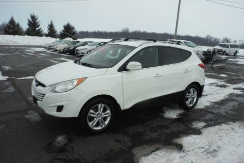 2012 Hyundai Tucson for sale at Bryan Auto Depot in Bryan OH