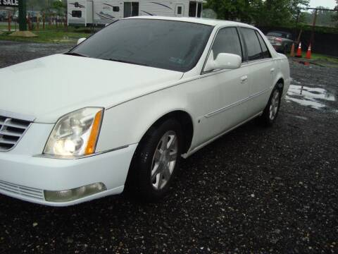 2007 Cadillac DTS for sale at Branch Avenue Auto Auction in Clinton MD