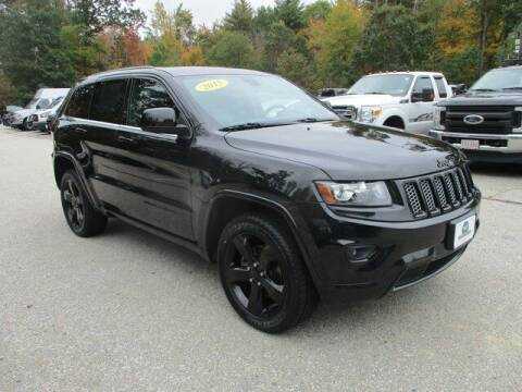 2015 Jeep Grand Cherokee for sale at MC FARLAND FORD in Exeter NH