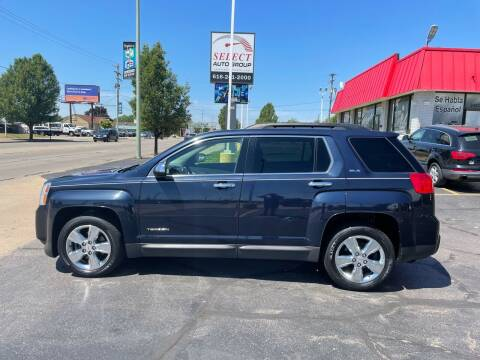 2015 GMC Terrain for sale at Select Auto Group in Wyoming MI