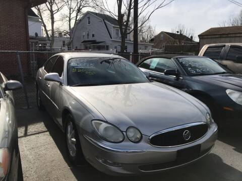 2006 Buick LaCrosse for sale at Chambers Auto Sales LLC in Trenton NJ