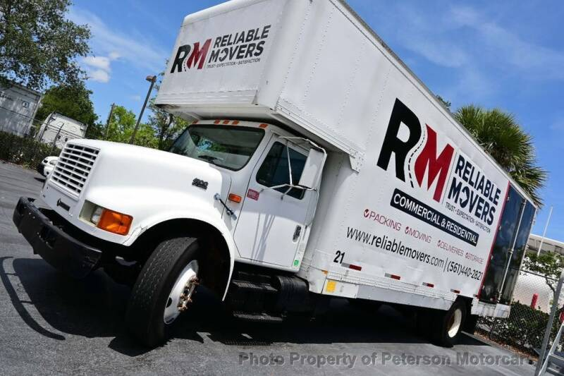 2000 International 4900 for sale at MOTORCARS in West Palm Beach FL