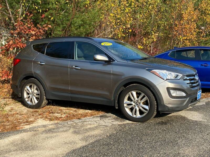 2013 Hyundai Santa Fe Sport for sale at Downeast Auto Inc in South Waterboro ME