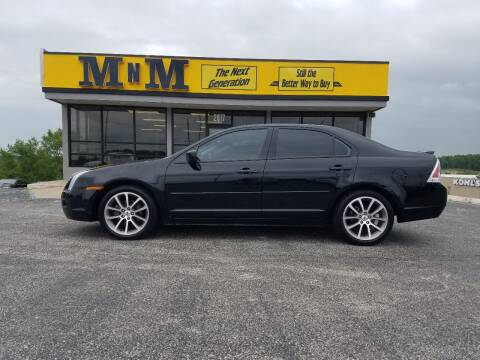 2008 Ford Fusion for sale at MnM The Next Generation in Jefferson City MO