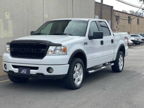 2006 Ford F-150 for sale at JG Motor Group LLC in Hasbrouck Heights NJ