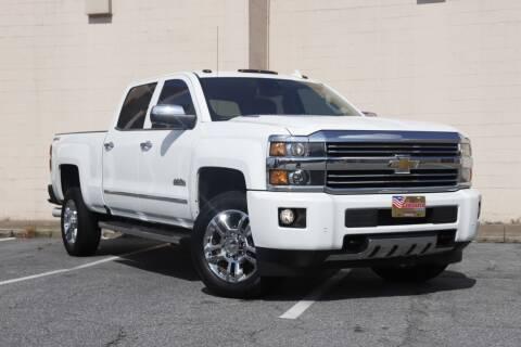 2016 Chevrolet Silverado 2500HD for sale at El Compadre Trucks in Doraville GA