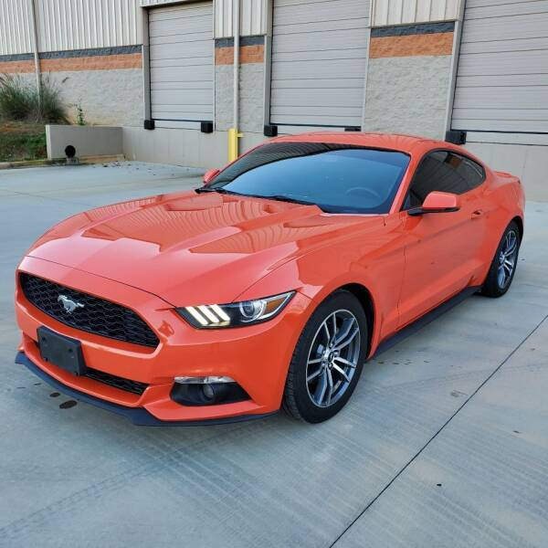 2015 Ford Mustang for sale at 601 Auto Sales in Mocksville NC