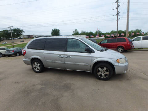 2005 Dodge Grand Caravan for sale at BLACKWELL MOTORS INC in Farmington MO